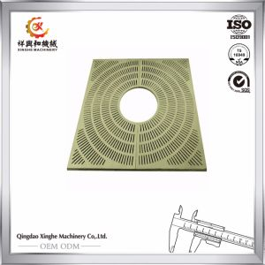 Casting Iron Bottom Grid Ductile Iron Grate Gray Cast Iron Tree Grates pictures & photos