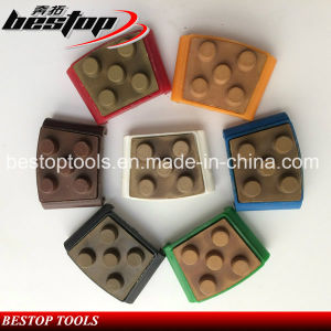 European and American Quality HTC Polishing Floor Pad pictures & photos