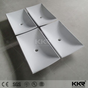 Artificial Stone Solid Surface Table Top Bathroom Basin pictures & photos