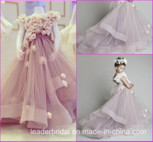 Girls Birthday Princess Party Gowns Flower Girl Dresses Z1053 pictures & photos