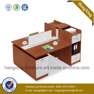 Modern Design Workstations MDF Wooden Office Furniture (HX-NCD357A) pictures & photos