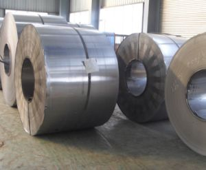 Cold Rolled Stainless Steel Coil for Machine SPCC, Spcd SUS304 pictures & photos