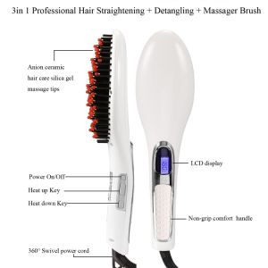 Low Price Styling Tools Spray Hair Straightener Comb Brush pictures & photos
