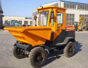 1.5 Ton 1500kg Hydraulic Mini Dumper pictures & photos