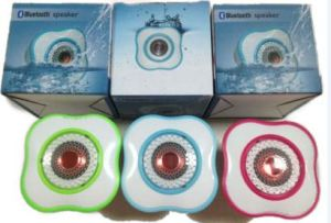 Promotional Floating Wireless Waterproof Bluetooth Speaker pictures & photos