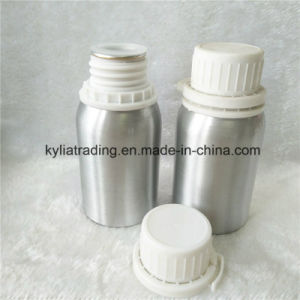 100ml Round Shape Aluminum Canister Essential Oil Bottles Aeob-3 pictures & photos