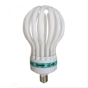 CFL Light 8u Lotus 160W200W Energy Saving Lamp Bulb pictures & photos