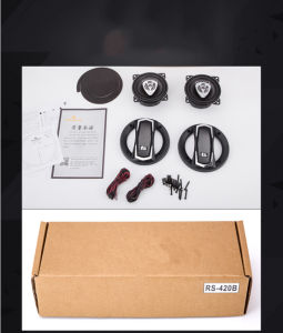 4′′ 2-Way Car Coaxial Speaker Withtweeter pictures & photos