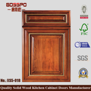 American Style Kitchen Cabinet Door (GSP5-018) pictures & photos