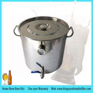 Home Stainless Steel Homebrew Equipment 8L pictures & photos