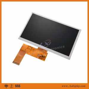 "50 Pins Cheap Price 7"" 800*480 LX700A5001 LCD Screen with Touch Panel Option pictures & photos"