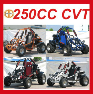 Powerful Single Seat 4 Wheel Go Kart Water Cooling Mc-462 pictures & photos