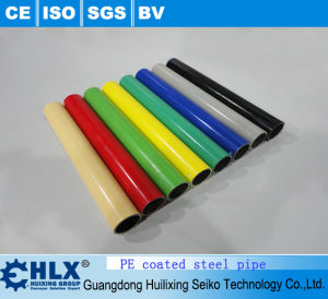PE Coated Lean Tube in Hlx pictures & photos