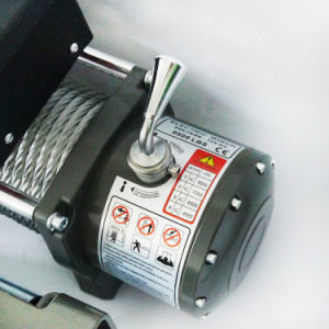9500lb-1 12V/24V Electric Winch Auto Winch pictures & photos