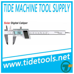 "High Quality Solar Digital Caliper 150mm/6"" pictures & photos"