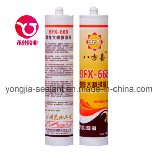 Manufacture Price Acetic Big Plate Glass Door Window Adhesive/Silicone Sealant (BFX-668) pictures & photos