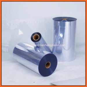 Pharmaceutical Transparent PVC Rigid Film for Blister Packaging