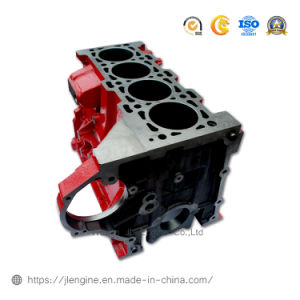 Isf2.8 Cylinder Block 5261257 for Foton Truck Diesel Engine pictures & photos