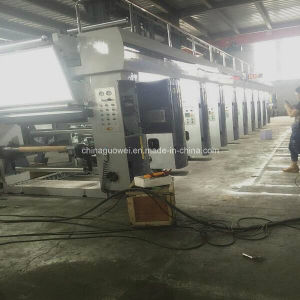 High-Speed 7 Motor Gravure Printing Machine with 150m/Min pictures & photos