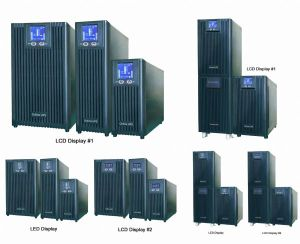 1-3kVA Online UPS with LCD/LED Display pictures & photos