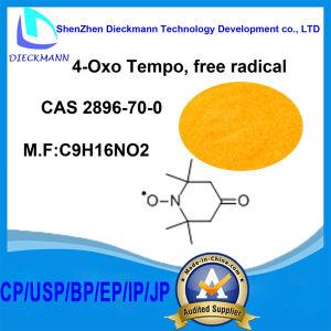 4-Oxo Tempo, free radical (4-Oxo-2, 2, 6, 6-Tetramethyl-4-Piperidinyloxy, free radical) CAS 2896-70-0