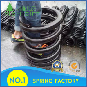 Manufacturer Custom Colored Big Steel Spiral Coil Spring No Minimum pictures & photos