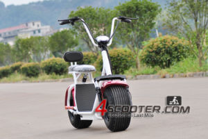 60V Electric Harley Scooter Citycoco Available on 1000W and 1500W Brushless Motor pictures & photos