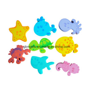 EVA Bath Toy with Material Safety, Various Designs Available pictures & photos