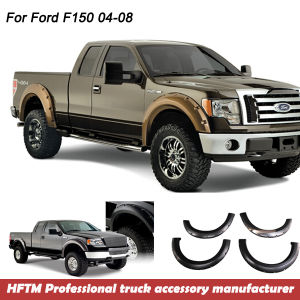 Auto Parts Wholesale Universal Fender Flare for F150 04-08 pictures & photos