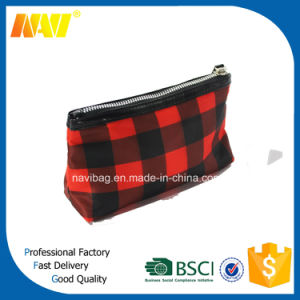 Cheap Cotton Cosmetic Bag Promotion pictures & photos