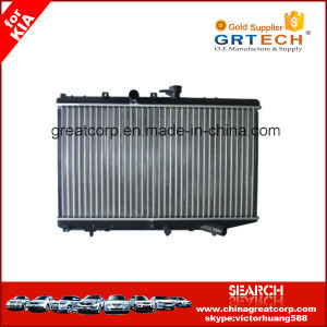 Kk146-61-480 Car Parts Air Condenser for KIA Pride pictures & photos