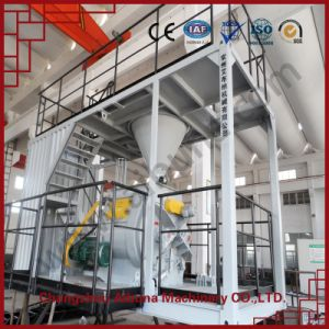 Container-Type General Dry Mortar Production Powder Machine with Ce pictures & photos