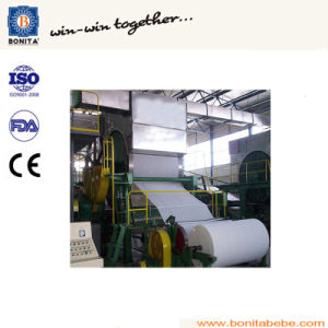 Hot Selling Toilet Paper Making Sanitary Machine pictures & photos