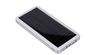 Made in China Good Design Pattern Solar Power Bank with Longlife Service pictures & photos