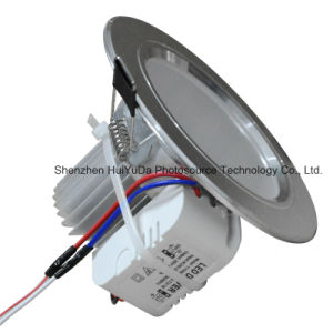 Aluminum+PC AC100-240V 7LEDs 7W Ce RoHS Adjustable LED Spot Light pictures & photos