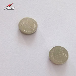 AG6 1.5V 33mAh Alkaline Button Cell Battery pictures & photos
