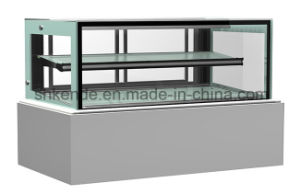 Upright Shape Commercial Bakery Display Freezer pictures & photos