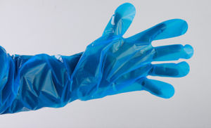 Rectal Gloves Animal Exam Gloves pictures & photos
