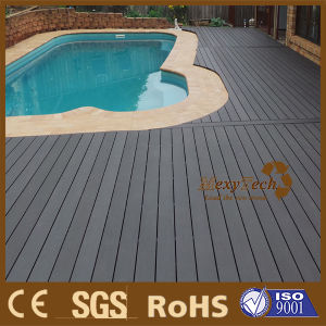 WPC Decking Latest Co-Extrution Technology Outside WPC Flooring for Swimming Pool pictures & photos