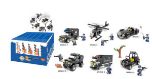 Swat Series Building Blocks 6 in 1 Toy pictures & photos