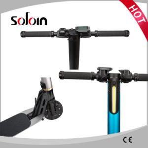 2017 Hot Sale Cheap Folding Carbon Fiber/Aluminium Alloy Electric Scooter (SZE250S-6) pictures & photos