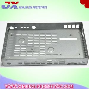 Panel Sheet Metal Fabricat or with Laser Cutting Parts of Bending, Riveting Process pictures & photos