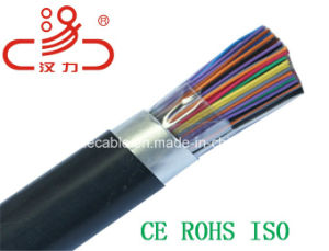 24pair Outdoor Telephone Cable/Computer Cable/Data Cable/Communication Cable/Audio Cable/Connector pictures & photos