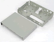 Galvanized Steel Sheet Aluminium Fabrication CNC Metal Laser Cutting Parts pictures & photos
