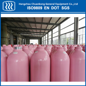 Seamless Steel Nitrogen Argon Oxygen CO2 Gas Cylinders pictures & photos