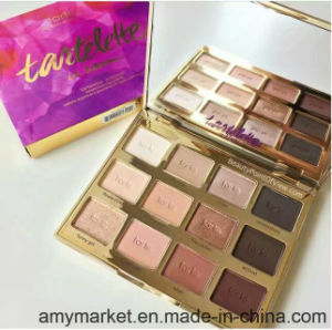 2017 Newest Eye Shadow! Tartelette 12 Color Makeup Eyeshadow pictures & photos