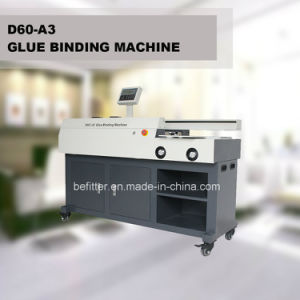 D60-A3 Book Binding Machine pictures & photos