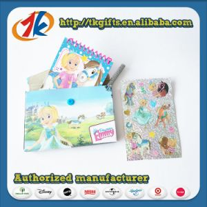 Funny School Stationery Set with Bag and Stickers Toy pictures & photos
