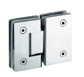 90 Degree Glass to Wall Glass Door Shower Hinge pictures & photos