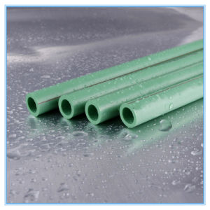 PPR Plastic Pipe for Hot Water Pipeline pictures & photos
